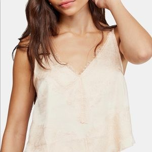 NWT | Free People | Your Eyes Cami